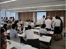 ICT企業のマネージャークラス研修会のイメージ画像