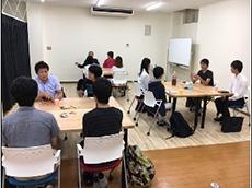 宮崎の経営者×学生 ワーク わくわく カフェのイメージ画像