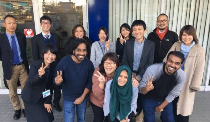 外国人労働者受入企業座談会・ガイドブック作成を行いました。のイメージ画像